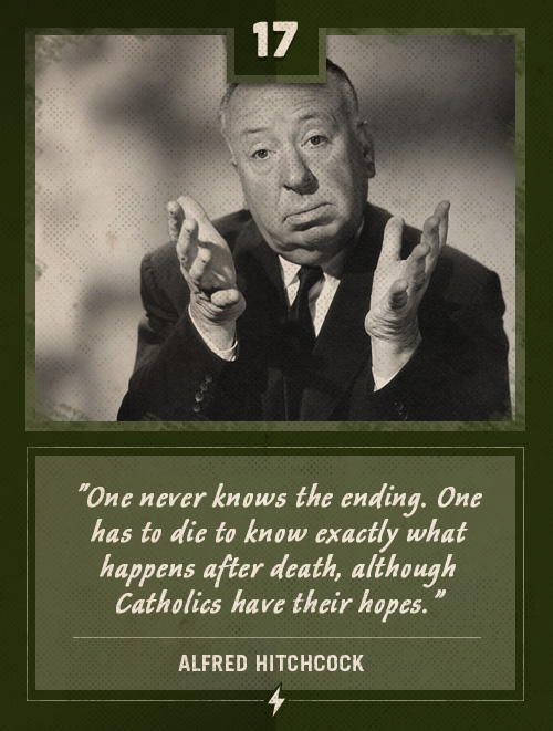 alfred hitchcock last words