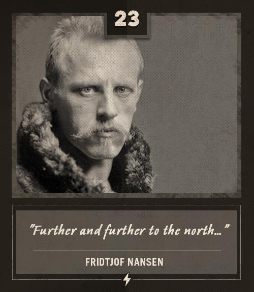 fridtjof nansen last words famous last words