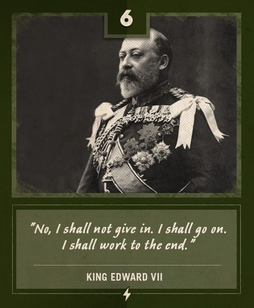 king edward vii last words