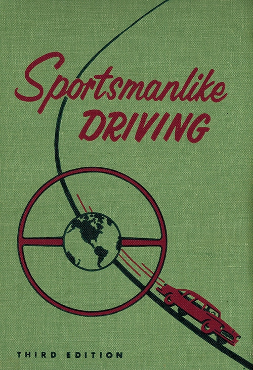 sportsmanlike driving textbook cover