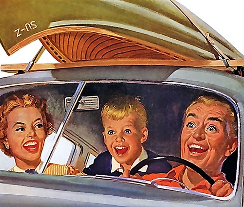 How To Road Trip With A Baby The Art Of Manliness