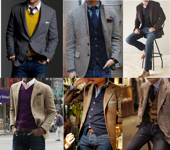 Sports Jacket and Jeans: A Man&39s Go-To Getup | The Art of Manliness