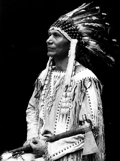 Charles Alexander Eastman Sioux portrait Indian