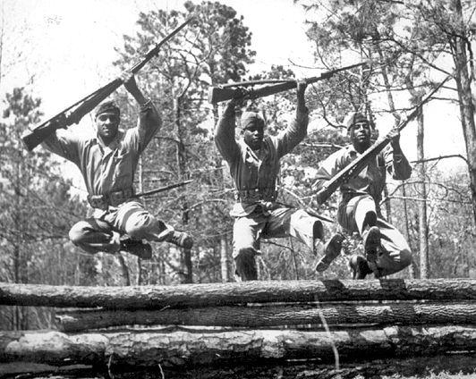 WW2 training.