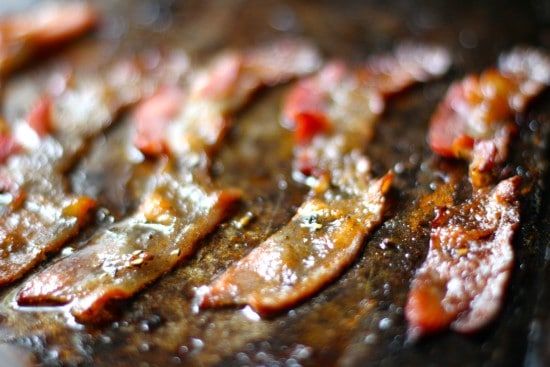 Candied Bacon Recipe with Whiskey Jack Daniels.