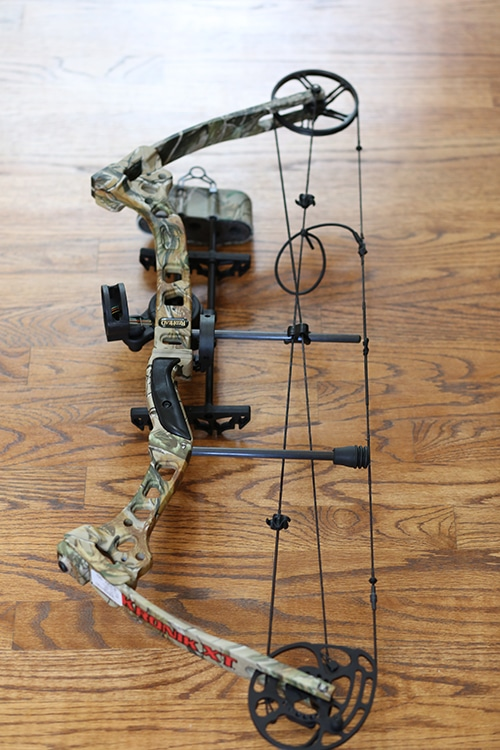 compound bow parts and anatomy redhead kronik