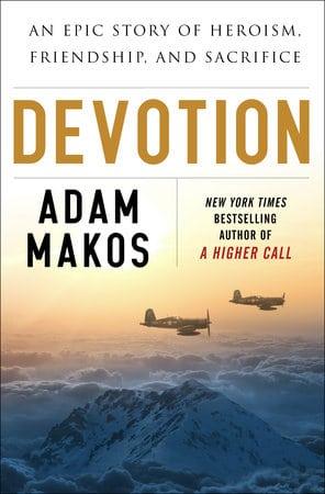 devotion by adam makos book cover