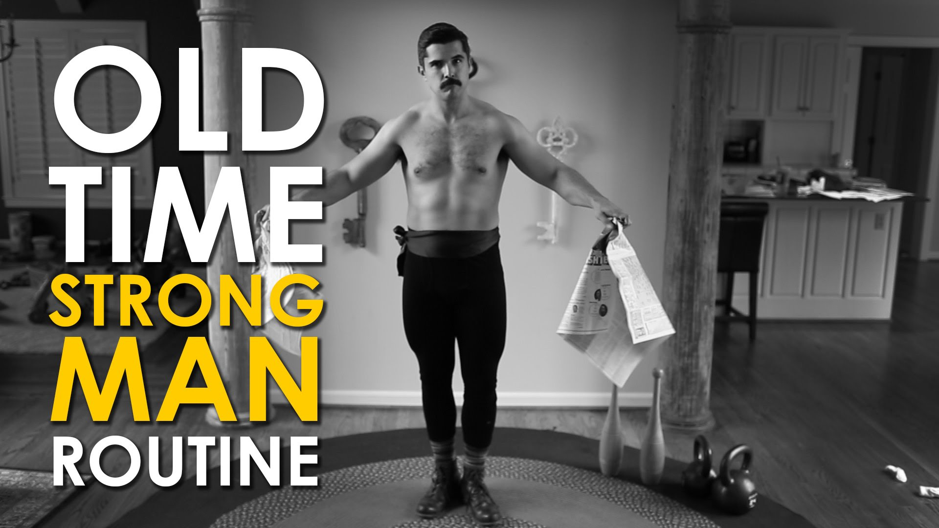 15-Minute Morning Fitness Routine | The Art of Manliness