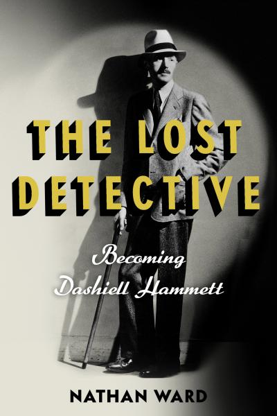 lost detective dashiell hammett book cover nathan ward