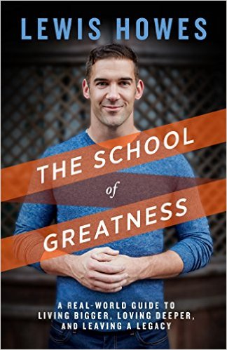school of greatness lewis howes book cover