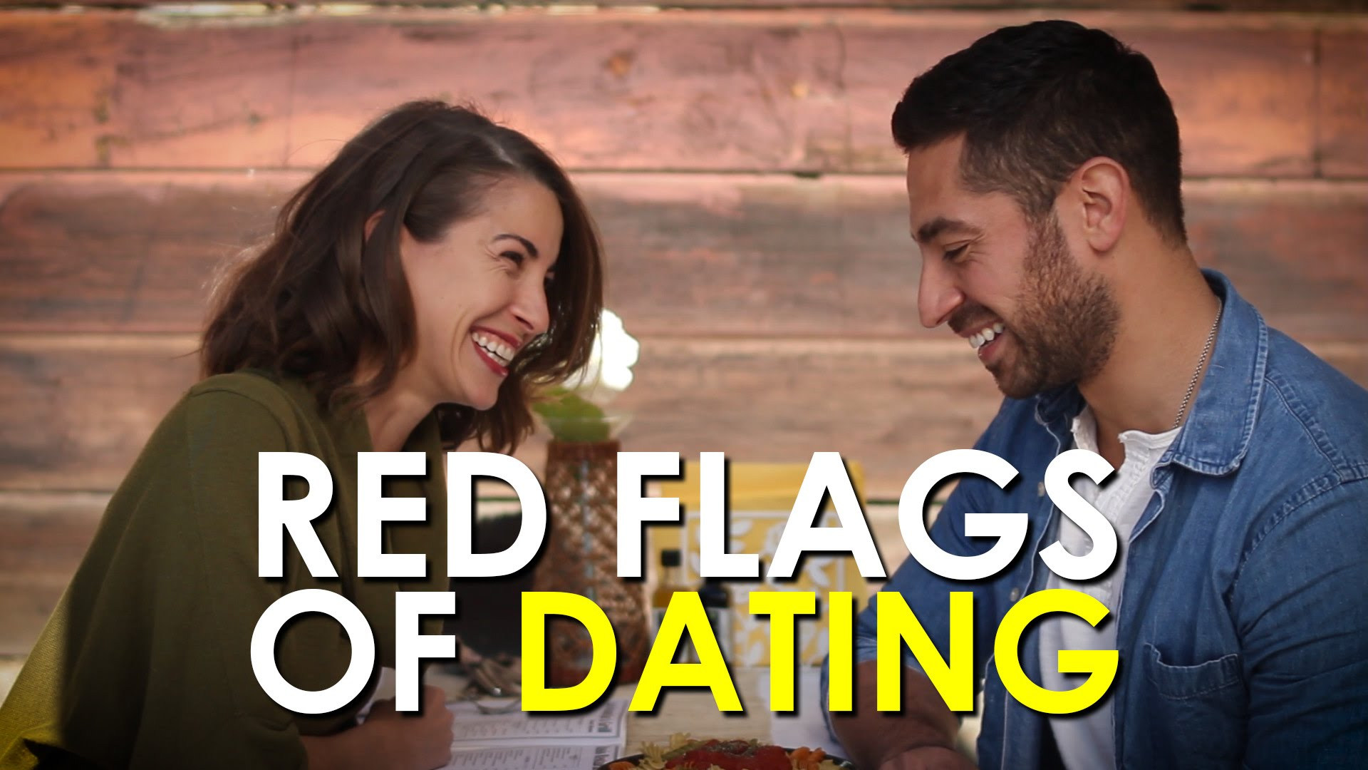 WATCH Real Men Share Their First-Date Red Flags