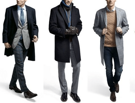 how to tell if a coat is too small