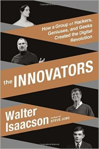 innovators walter isaacson book cover