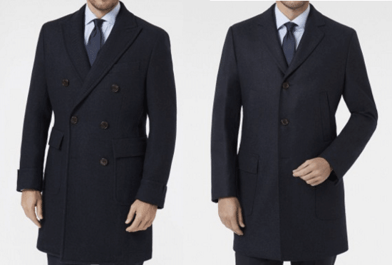 Men's Overcoats: What to Look For