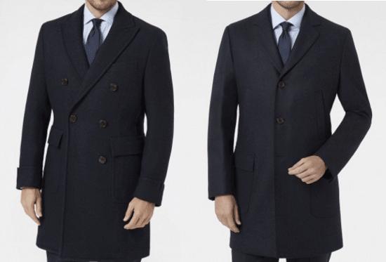 Men's Overcoats: What to Look For