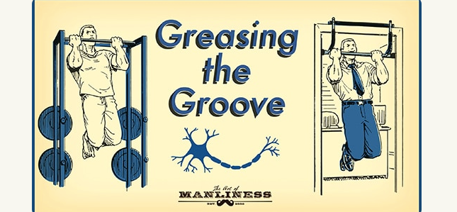 How to Get Stronger by Greasing the Groove | The Art of