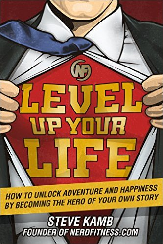 nerd fitness book cover steve lamb