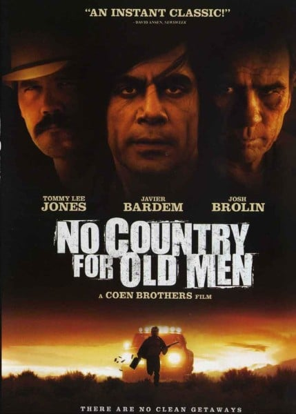 no country for old men modern western poster