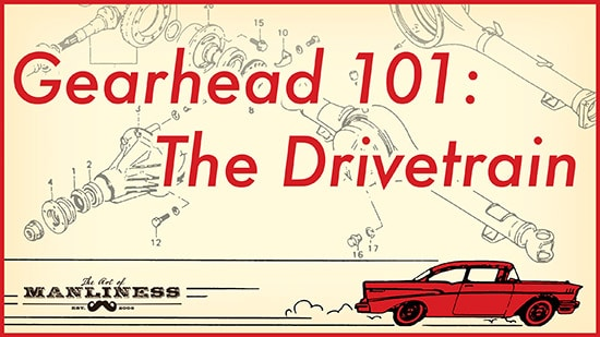 Gearhead 101 the drivetrain illustration.