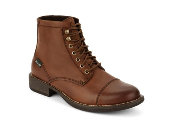 Eastland's High Fidelity brown leather Boot