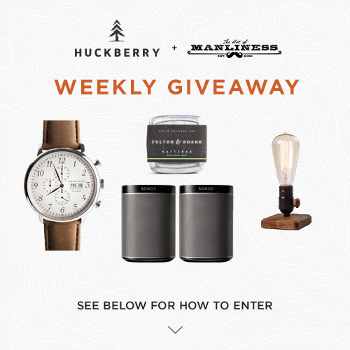 Huckberry_weeklygiveawayAOM3