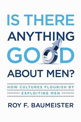 anything good about men book cover baumeister