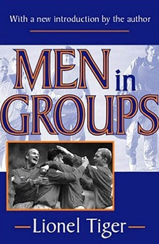 men in groups book cover lionel tiger