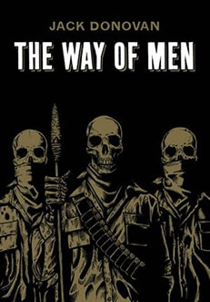 way of men book cover jack donovan
