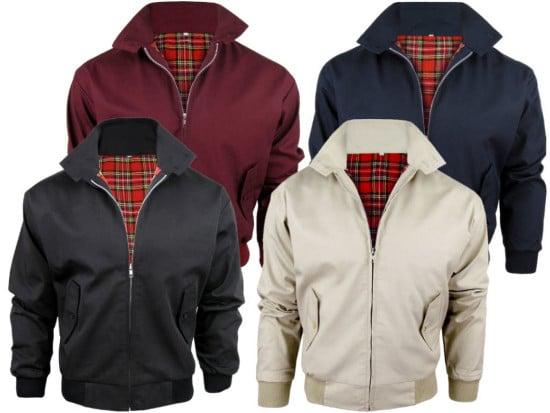 The Harrington (or Blouson) Jacket | The Art of Manliness