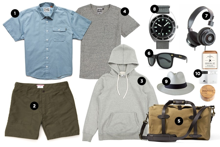 spring vacation outfit and gear what to wear