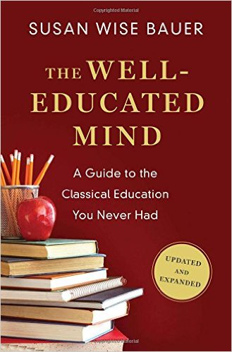 well educated mind susan wise bauer book cover