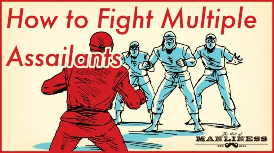 How to Fight Multiple Assailants | The Art of Manliness