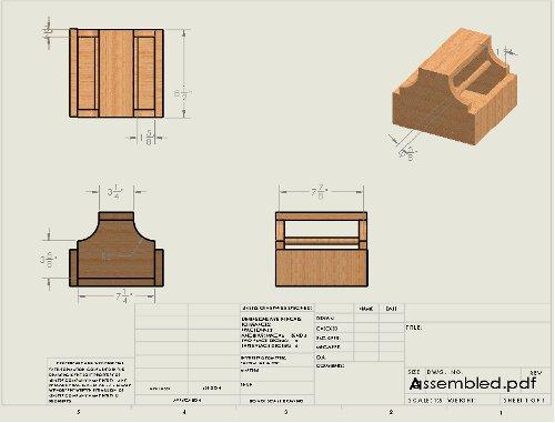 assembled Kit box.