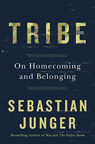 tribe sebastian junger book cover