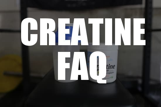 creatine powder how to use muscle building supplement