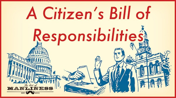 citizen's responsibilities illustration