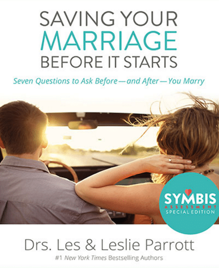 saving your marriage before it starts book cover les and leslie parrot