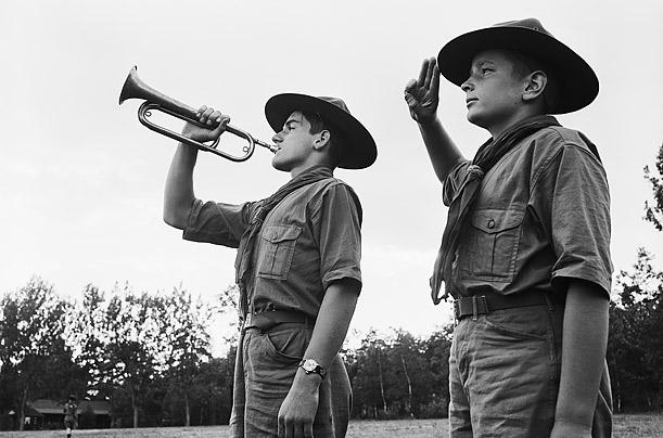 Vintage MC Boy scouts.