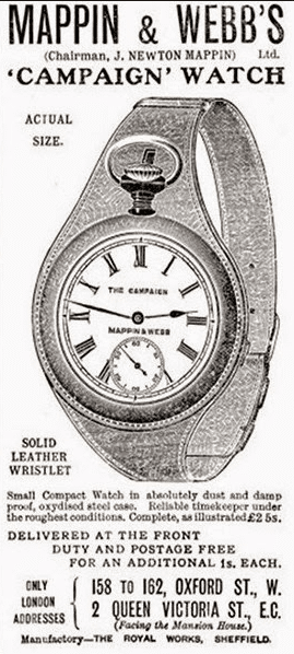 vintage watch wristwatch ad advertisement campaign watch