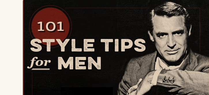 ad4eddc2e 101 Style Tips for Men | The Art of Manliness