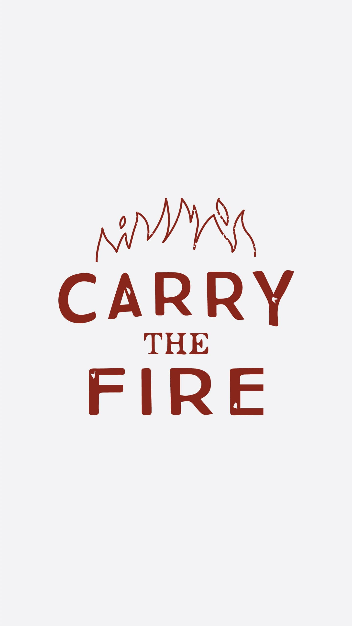 Carry the fire wallpaper# 3.