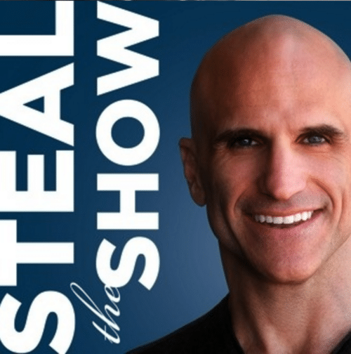 Steal the show podcast.