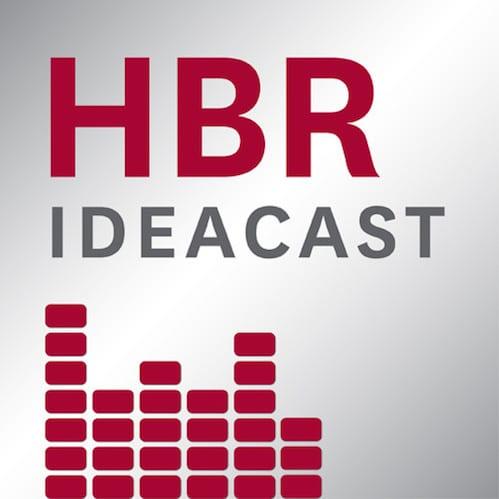HRB ideacast podcast logo.