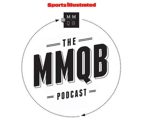 MMQB podcast logo.