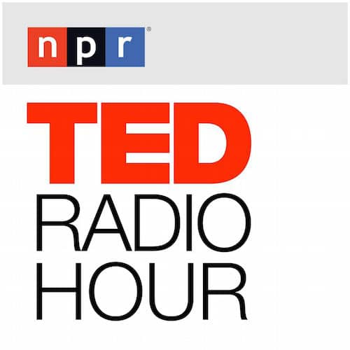 npr TED radio hour podcast.