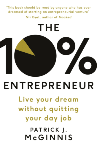 The 10% Entrepreneur Is Crammed With Useful Information To Help Individuals  Become An Entrepreneur On The Side. What I Love Most About The Book Is How  ...