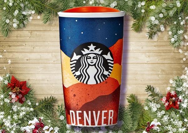 Starbucks ceramic tumbler stuffer women.
