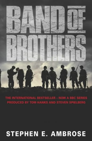 Band of Brothers by Stephen Ambrose, book cover.