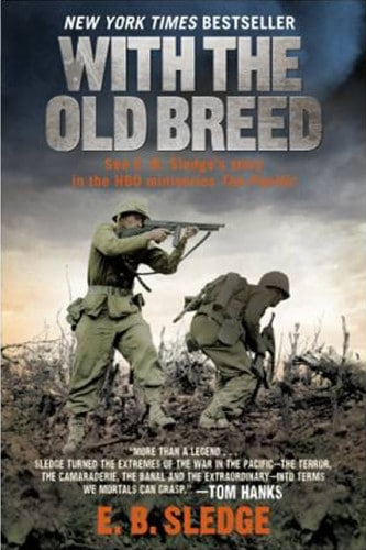 With the Old Breed by Eugene Sledge, book cover.
