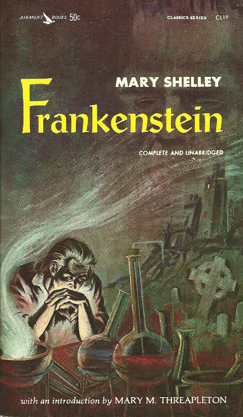 Франкенштейн скачать в fb2